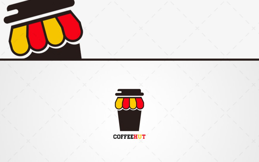 coffee cup logo for sale
