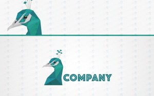 peacock logo for sale