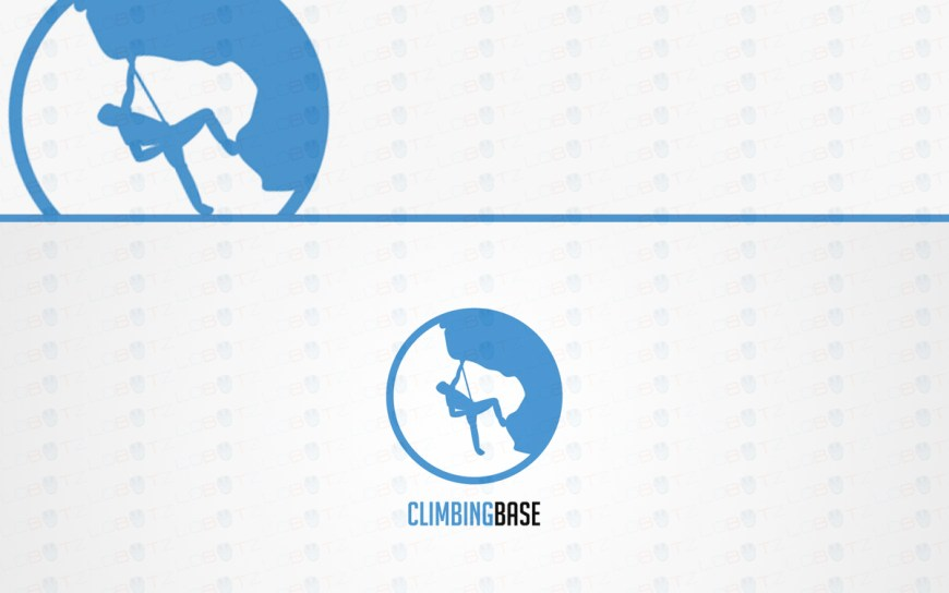 climbing logo for sale