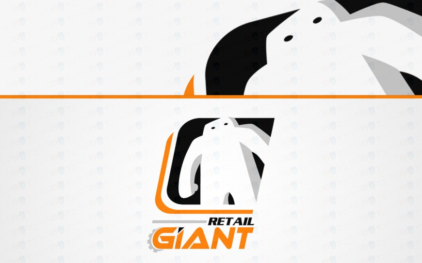 giant logo for sale