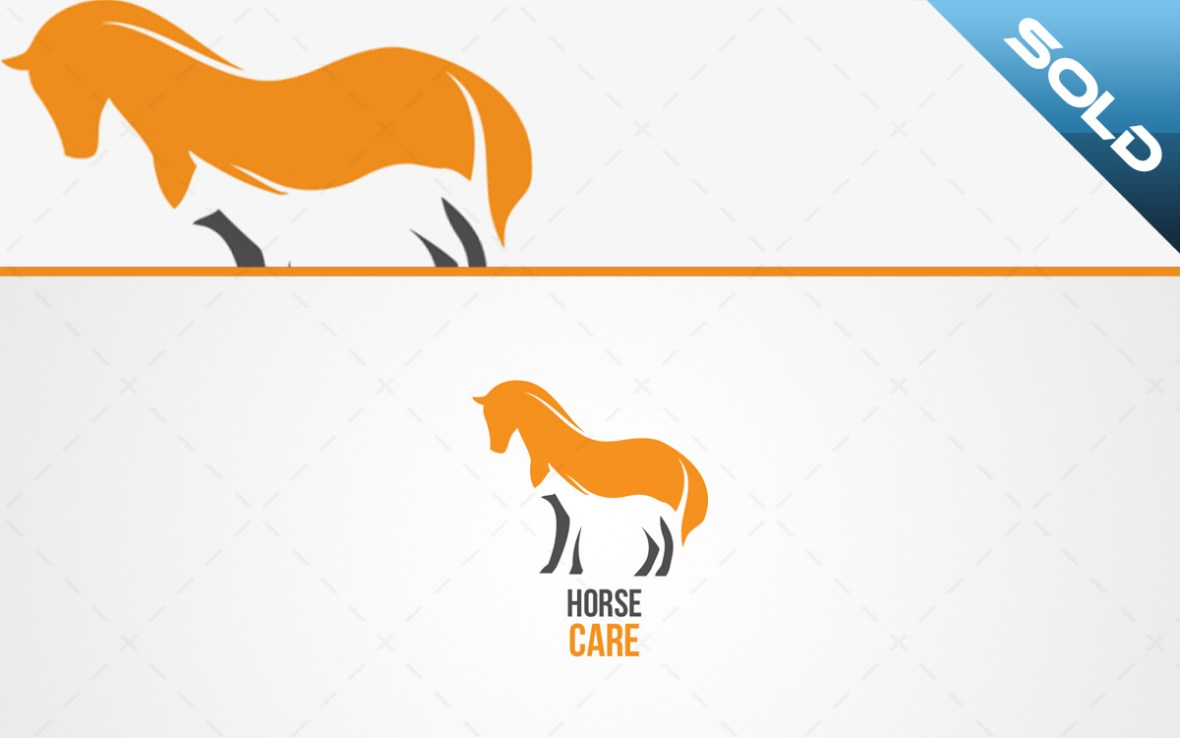 horse logo for sale