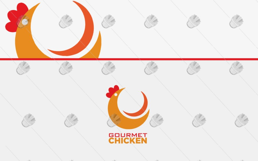chicken logo rooster logo for sale