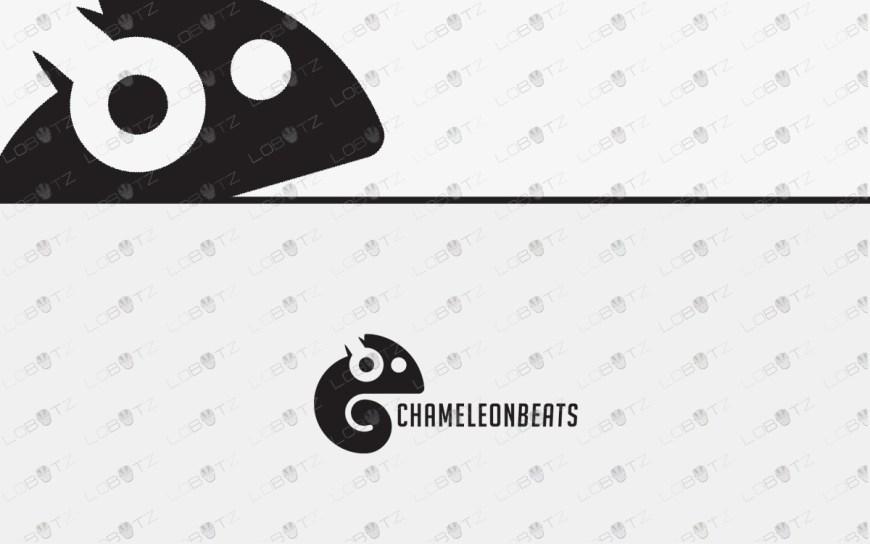 chameleon logo for sale