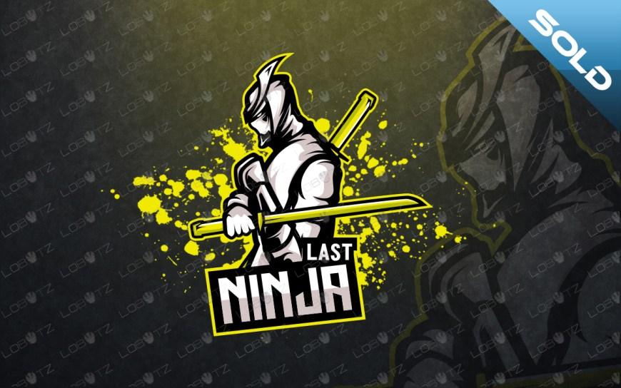 ninja mascot logo ninja esports logo