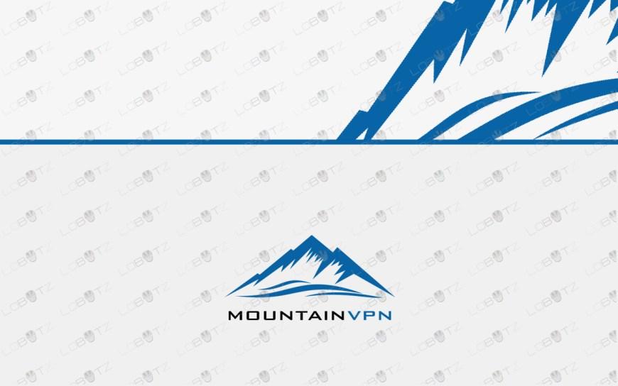 mountain logo for sale