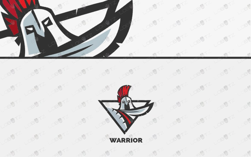 spartan logo for sale