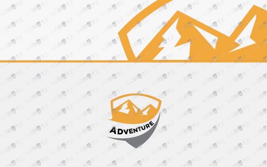 adventure outdoor logo for sale