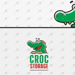 Crocodile Logo For Sale Alligator Gator Logo