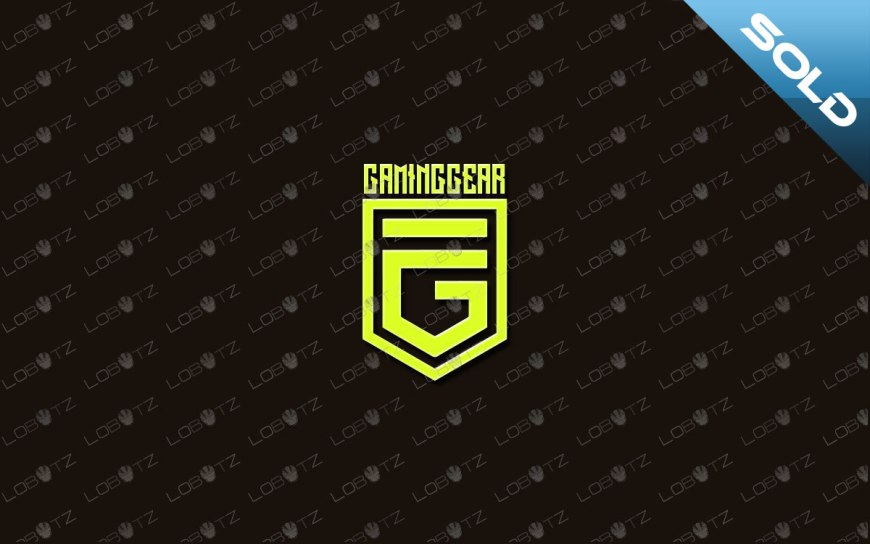 letter G esports logo for sale