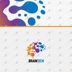 Brain Logo Business Brain Logo For Sale Company