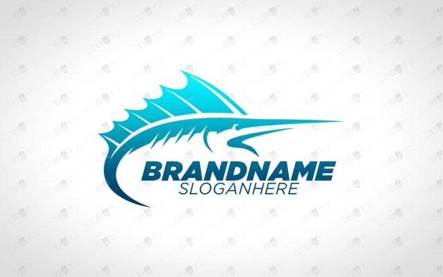 fishing logo for sale fish logo premade logos