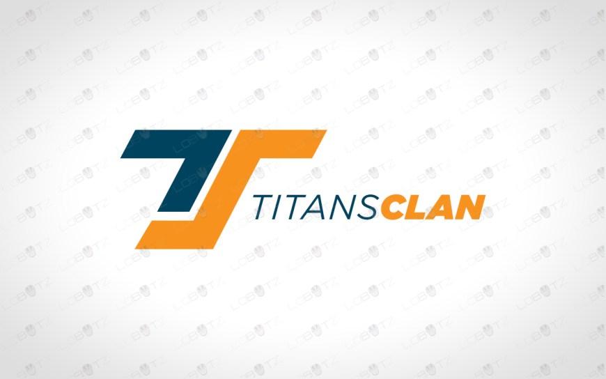 Clan Logo | Team Logo | Letter T Logo | Gaming Logo