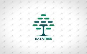 Digital Tree Logo For Business | Business Logo For Sale