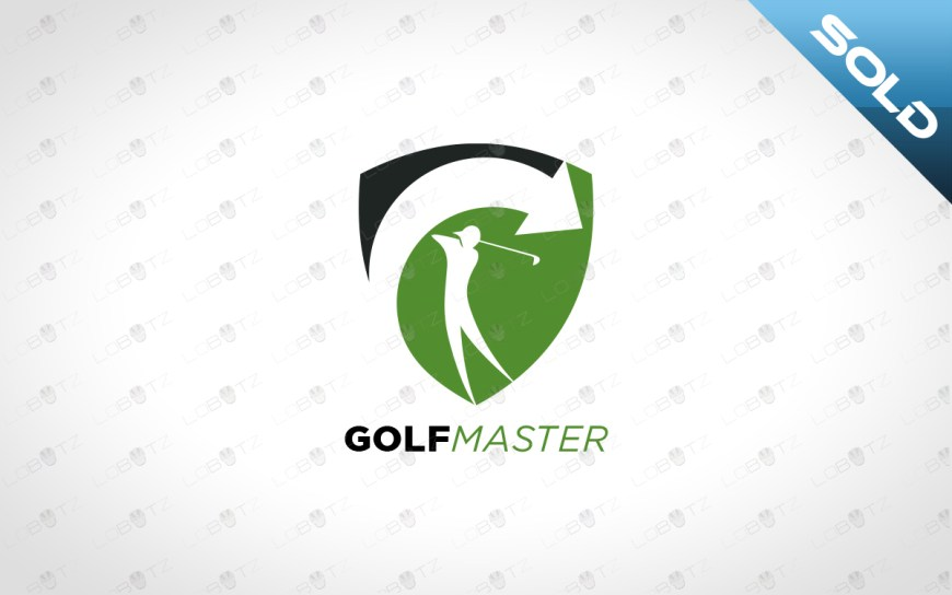 golf logo for sale premade logo
