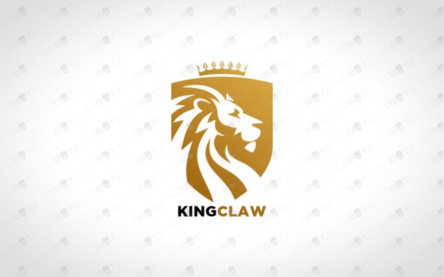 Premium Lion Logo Premade Lion Logo For Sale
