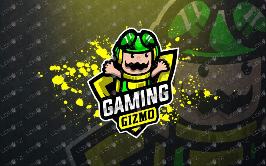 Premade eSports Logo For Sale Team Mascot Logo For Sale