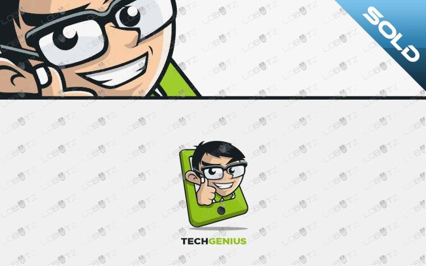 tech logo for sale tech logo