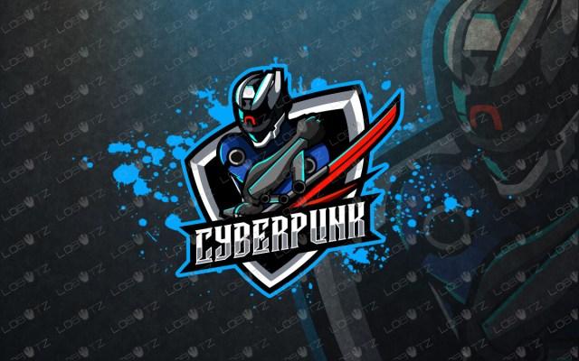 premade mascot logo premade esports logo premade gaming logo for sale