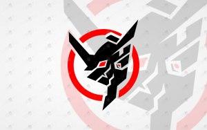 Mecha Mascot Logo For Sale Mecha eSports Logo
