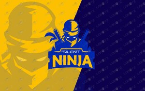 Ninja Mascot Logo Ninja eSports Logo For Sale premade logos stream streamer