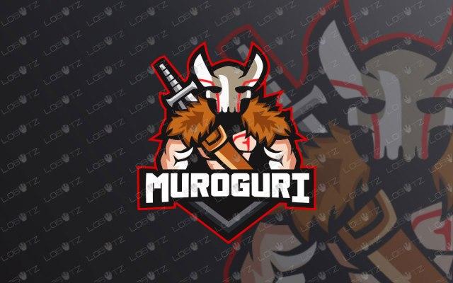 viking mascot logo viking esports logo