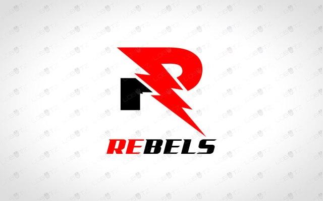 letter R Team logo for sale Clan logo for sale premade clan logo
