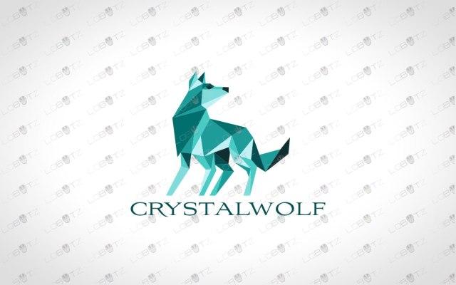 wolflogo for sale alpha logo premade logo