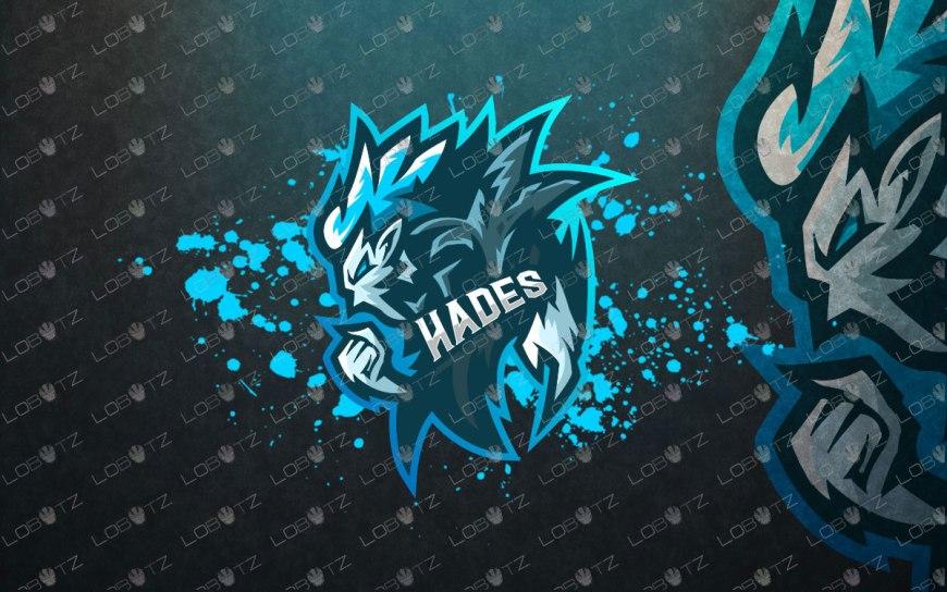 Hades Mascot Logo Hades eSports Logo For Sale
