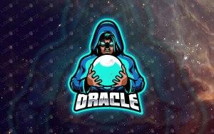 Oracle Mascot Logo For Sale   Oracle eSports Logo
