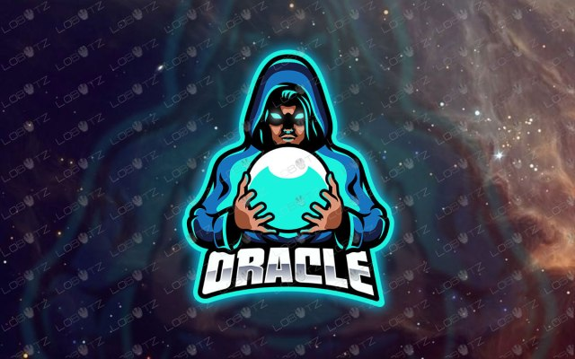 Oracle Mascot Logo For Sale | Oracle eSports Logo