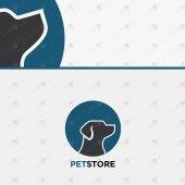 Premade Dog Logo For Sale | Dog Pets Logo
