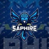 Premade Hawk Mascot Logo For Sale | Hawk eSports Logo