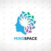 Creative Head Logo Business Mind Logo For Sale Company