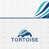Creative Tortoise Logo For Sale | Premade Logos Online