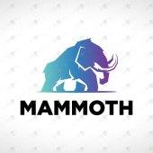 Astonishing Mammoth Logo For Sale | Premade Logos