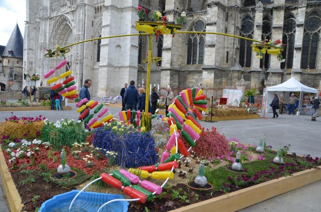 Beauvais 16 me dition des jardins ph m res ce week end for Week end des jardins