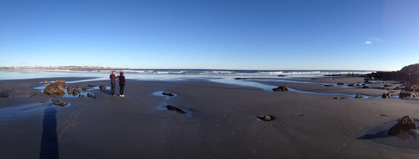 Long Sands Beach 3