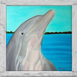 """Porpoise In The Bay"""