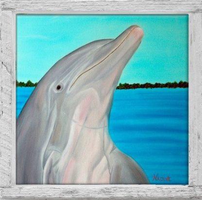 """Porpoise In The Bay"""
