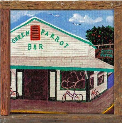 """""""Green Parrot Bar"""""""