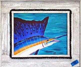 """Atlantic Sailfish"""