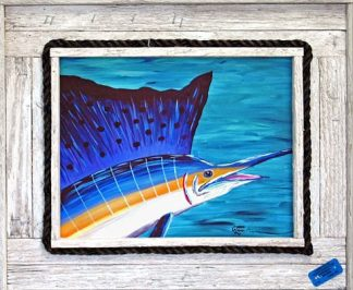 """Atlantic Sailfish"""