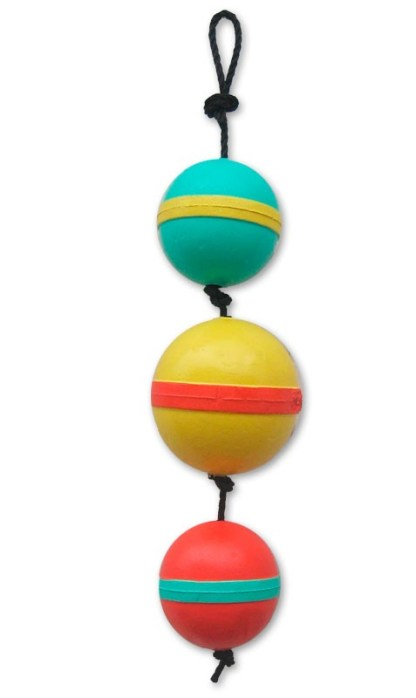 """""""Hand Painted"""" Buoy Balls"""