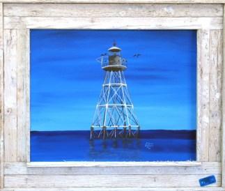 Tennessee Reef Lighthouse Original