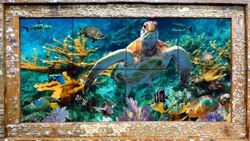 7 Leagues Under the Sea