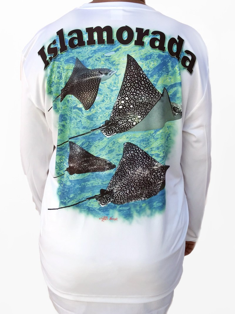 Eagle Ray Long Sleeve Shirt