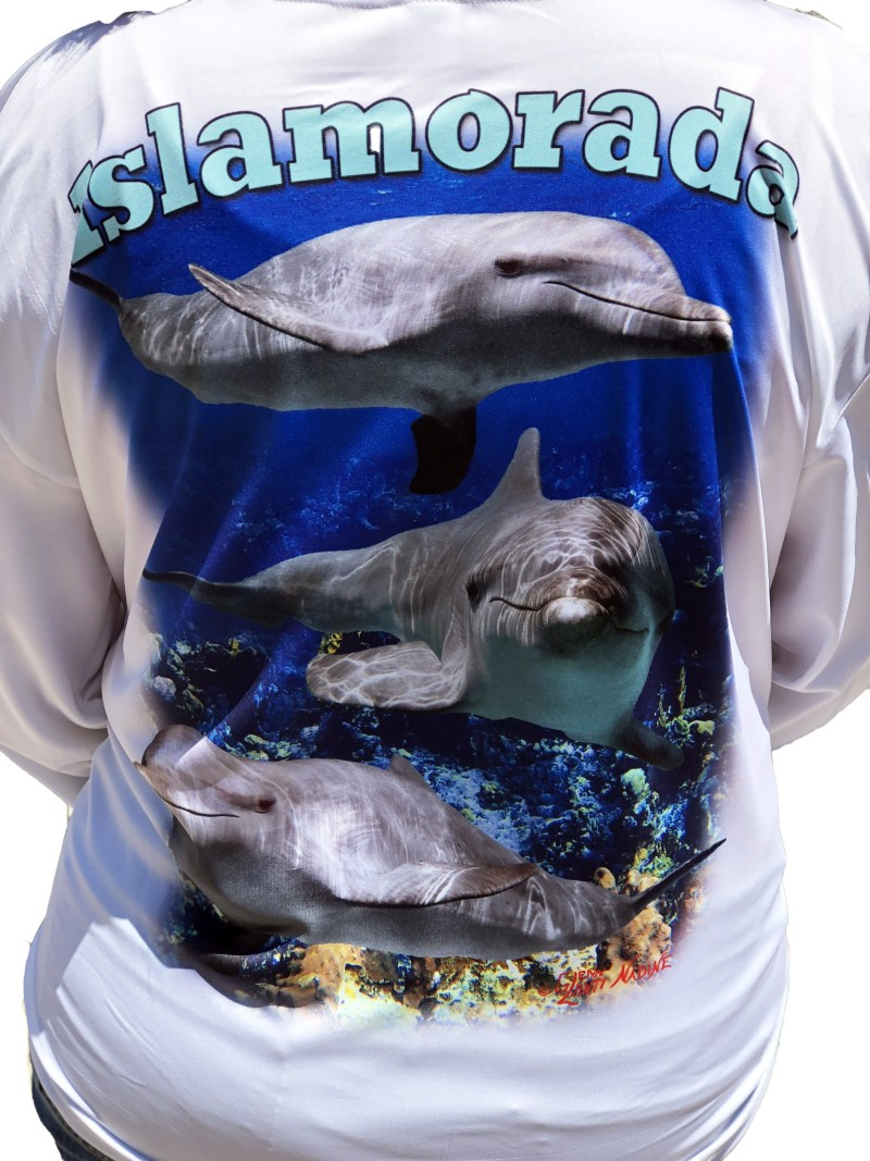 Dolphin Islamorada Long Sleeve Shirt