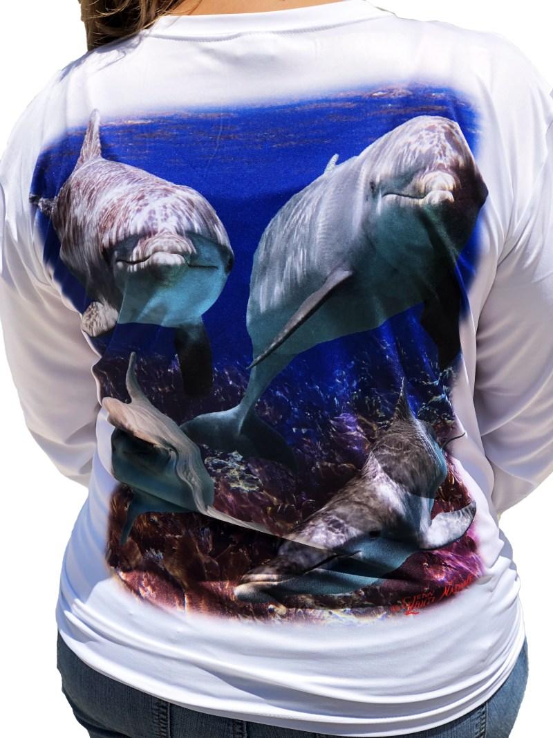 Dolphin Long Sleeve Shirt