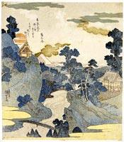The Stream of Asazawa in Spring