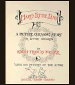 Mary's little lamb : a picture guessing story for little children: with 500 pictures by the author